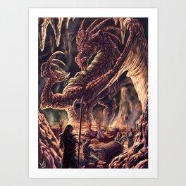 Tribute Art Print
