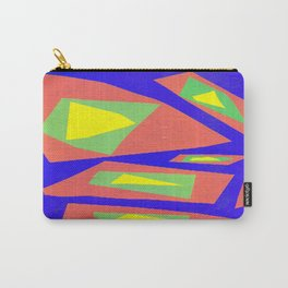 Multicolor collage 5425 Carry-All Pouch