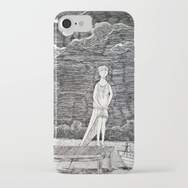 Gorey Tribute iPhone Case