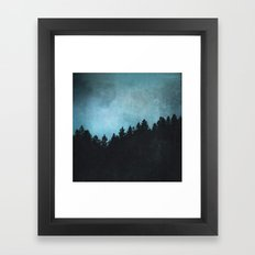 All I Need Framed Art Print