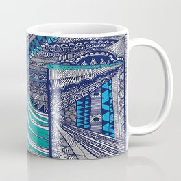 The Third Dimension Coffee Mug