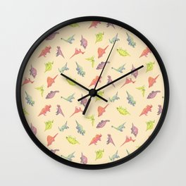 JellyDinos Wall Clock