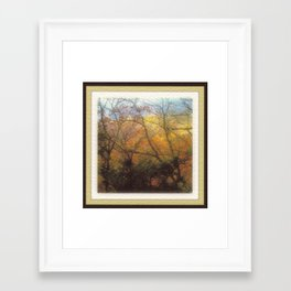 Appalachian Fall Framed Art Print
