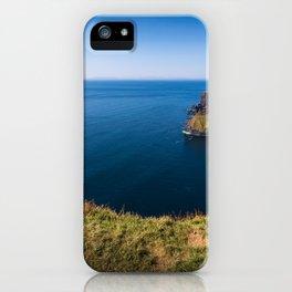 Cliffs of Moher, Ireland iPhone Case