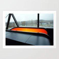 2007 - German Lavalator II (High Res) Art Print