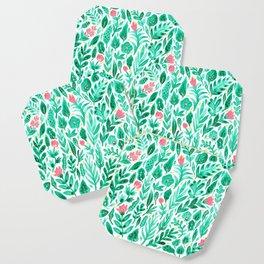 June Blooms Coaster