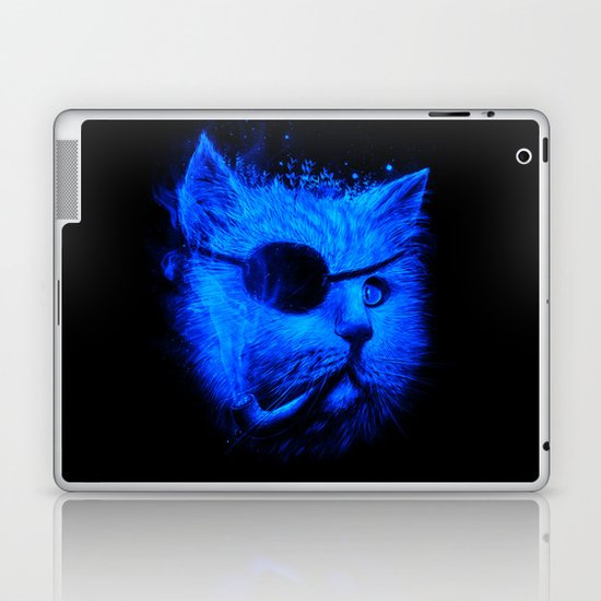 Irie Eye Blue Laptop & iPad Skin