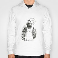 notorious big Hoodies featuring Biggie Notorious by Maddison Bond