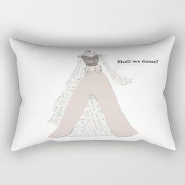 Shall we dance? Rectangular Pillow