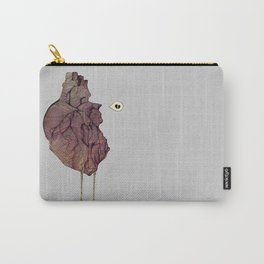 This is not a colorful heart Carry-All Pouch