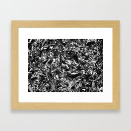 Striking Silver Framed Art Print