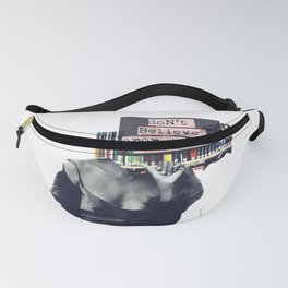 The voices of self-doubt Fanny Pack