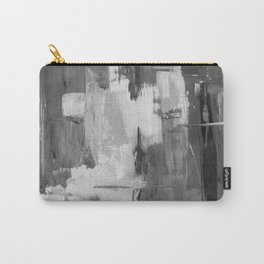 Paint (Black and White) Carry-All Pouch