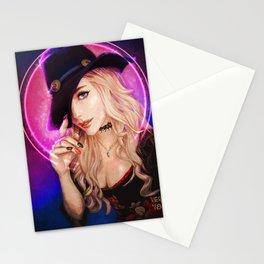 Kassandra Love Witch Stationery Cards