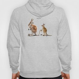 Being Tailed Hoody