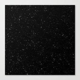 Space Stars Canvas Print