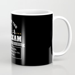 Passing The Bar Exam Is Easy As Riding A Bike For Lawyers Coffee Mug