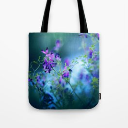 Forest Echoes Tote Bag