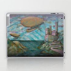 Far Off Land Laptop & iPad Skin