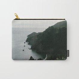 San Francisco Coast // California Carry-All Pouch