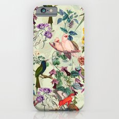 Floral and Birds VIII iPhone 6s Slim Case