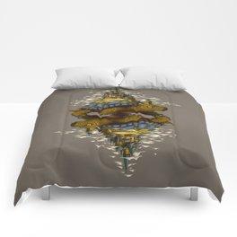 Monster of the Week: Walking Cities of Bas (Mirror) Comforters