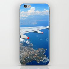 Up and Away iPhone & iPod Skin