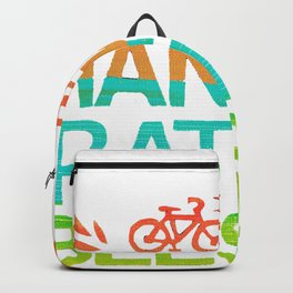 Thankful, Grateful & Blessed 2 Backpack