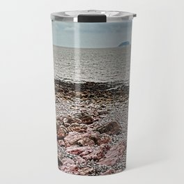 Steep Holm Bristol Channel Travel Mug
