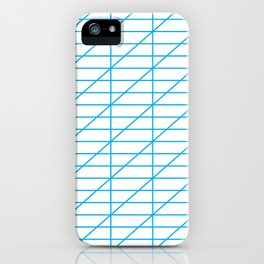 The Calligrapher iPhone Case