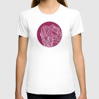 tulip T-shirts featuring Tulip by Annike