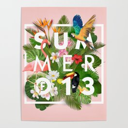 SUMMER of 13 Poster