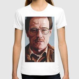 Walter Hartwell White - Breaking Bad T-shirt