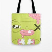 Wishing Zombie Tote Bag