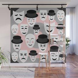 Mime Magic Wall Mural