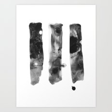 Three Worlds Art Print
