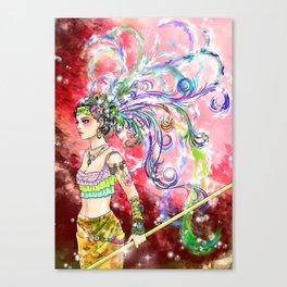 Powers Canvas Print