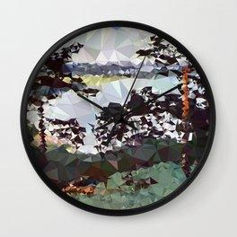 Landscape N. 5 Wall Clock