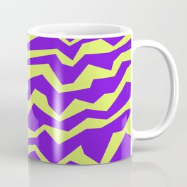 Polynoise Vibrant Royal Coffee Mug