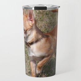 Chihuahua Puppy Travel Mug