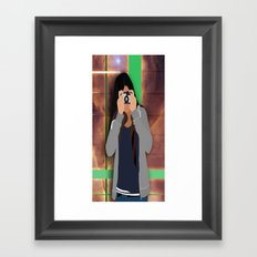 Obstacle 1 Framed Art Print