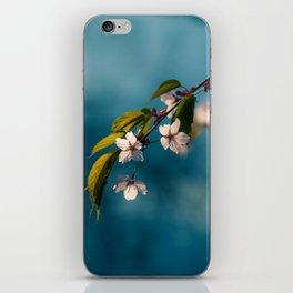 Cherry Flowers iPhone Skin