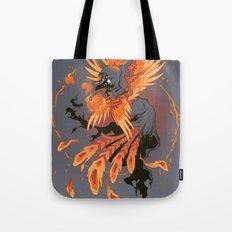 The Avian Arsonist Tote Bag