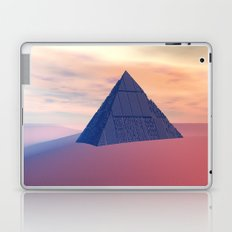 Ancient Pyramid In Desert Laptop & iPad Skin