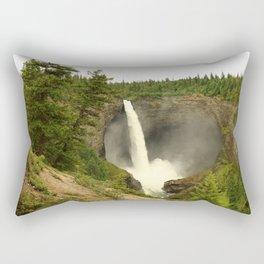 Helmcken Falls Rectangular Pillow
