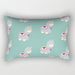 llamazing! Rectangular Pillow