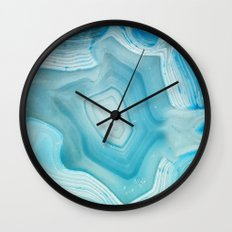 THE BEAUTY OF MINERALS 3 Wall Clock