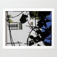 Secret Garden - 3  Art Print