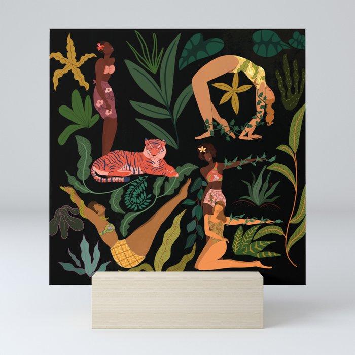 L O V E Mini Art Print