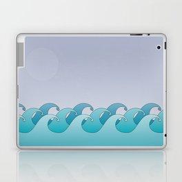 Waves in the Ocean Laptop & iPad Skin